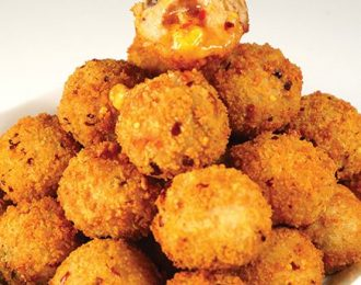 Chicken & Sweet Chilli Balls (20)