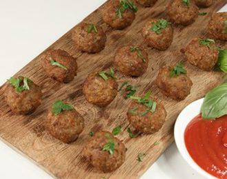 Beef Meatballs (60)