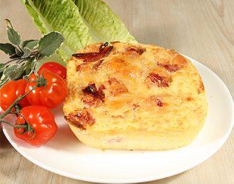 Gluten Free Quiche Lorraine (single serve)