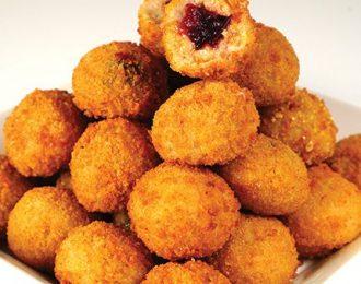 Turkey & Cranberry Balls (20)