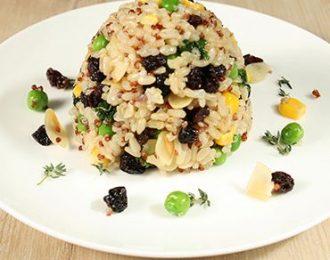 Vegan Brown Rice & Quinoa