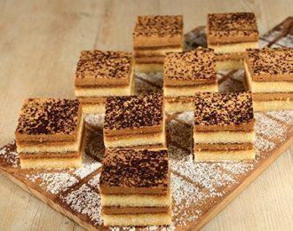 Tiramisu Tray Cake